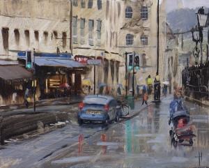 Bath-High-Street-in-rain-September1
