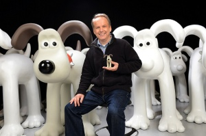 1 Nick Park and Gromit