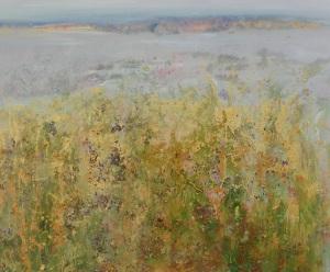Across the Estuary 100x120cm
